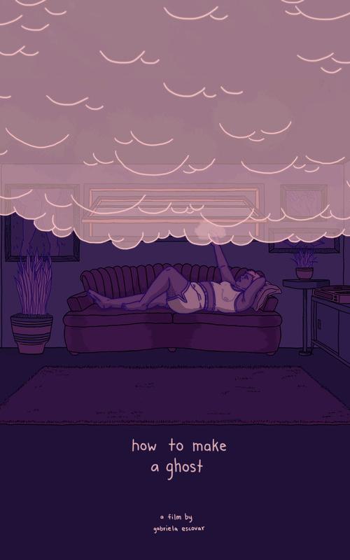 Cum se naște o fantomă